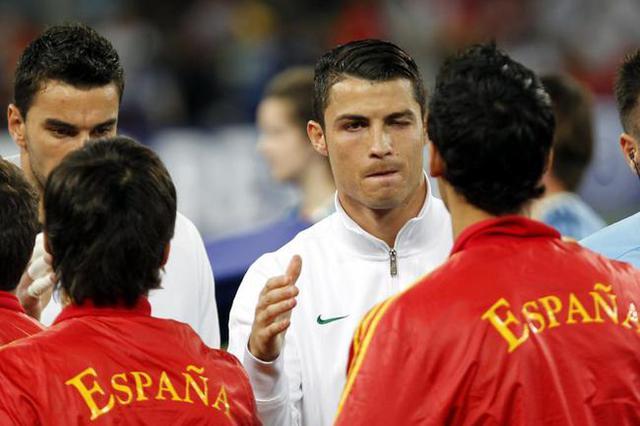 C罗需在世界杯上证明自己 22战世界冠军队只进1球