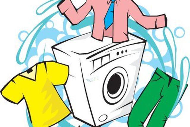 男子因未能找到衣服 将洗衣机从五楼扔下被逮捕