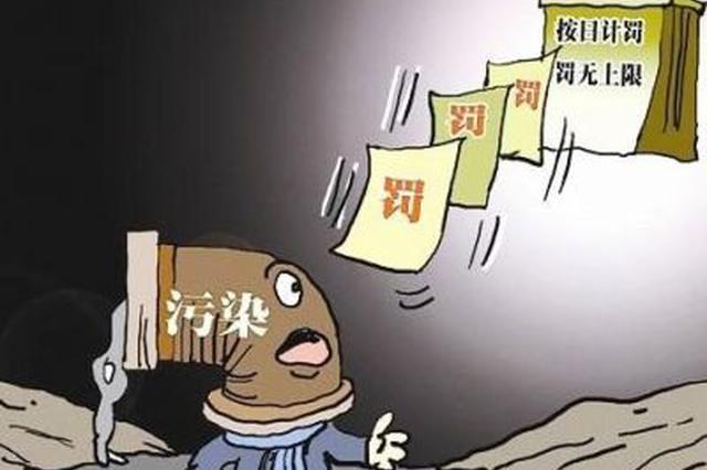 大庆小造纸厂无证经营非法排污 企业被依法取缔