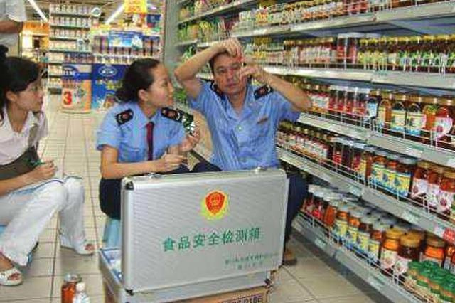 """注意!""""奥峰达""""椴树蜂蜜等3批次食品抽检不合格"""