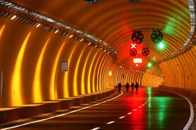 注意!绕城高速天恒山隧道超车道、行车道交替封闭