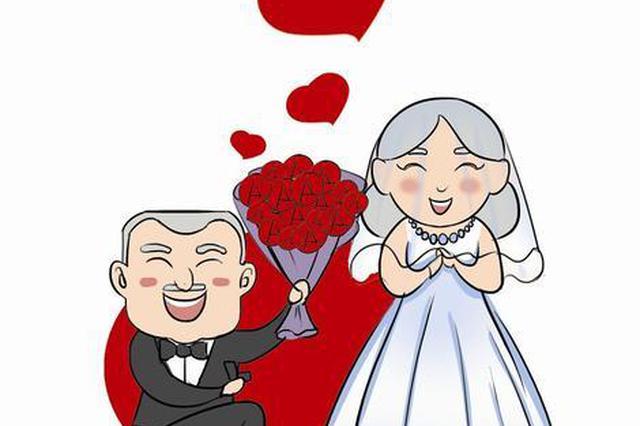 哈工大82对退休教师庆金婚  听他们讲相处之道