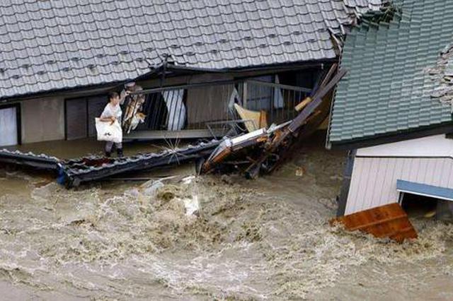 日本暴雨致2400罐天然气被冲走 200余罐下落不明