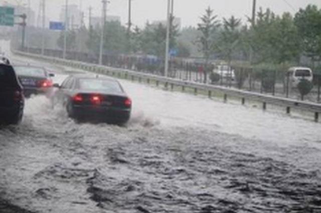 绕城高速长江路收费口恢复通车 哈东站出口临时关闭