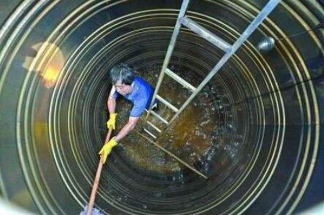 哈尔滨物业若不及时清洗水箱 将记入企业信用档案