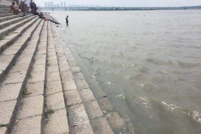 1天涨了3厘米 松花江哈尔滨江段水势稳中有升