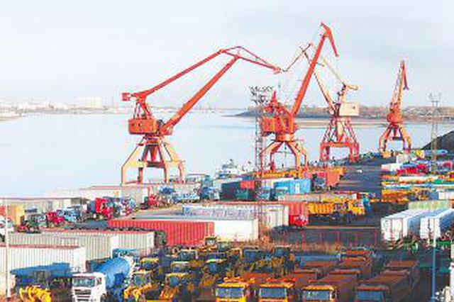 黑龙江省上半年外贸进出口总值同比增长31.1%