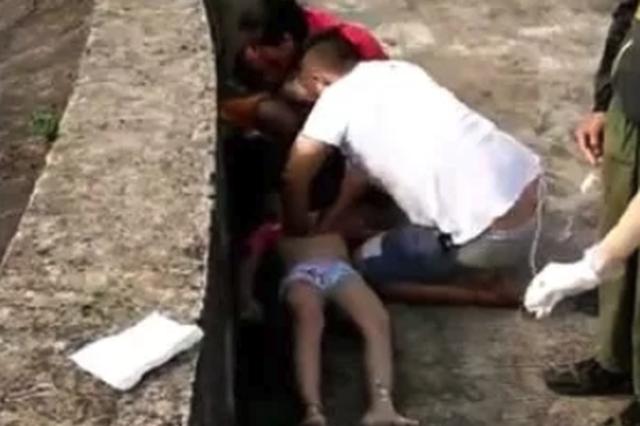 广西4名儿童随大人去水库钓鱼 3人溺亡最小才8岁