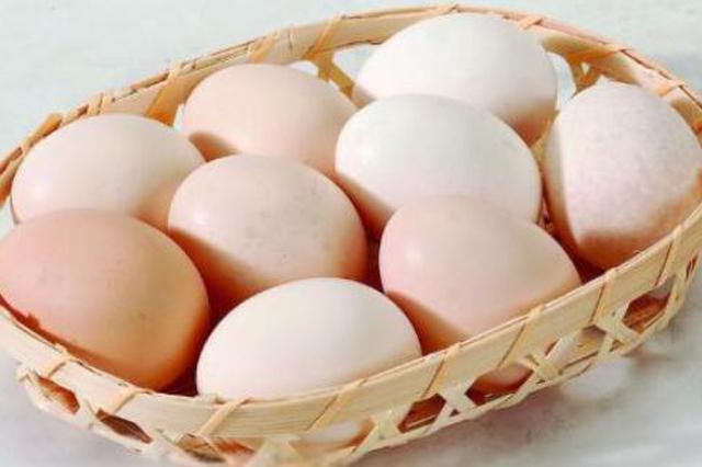 哈市鸡蛋价格快速上涨达到4.76元 创下今年新高