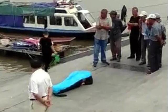 哈尔滨一71岁男子坠桥溺水身亡 初步怀疑有轻生念头