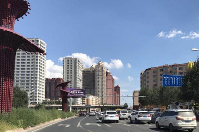 康安路与前进路、上海街与爱建路交叉口新增左转车道