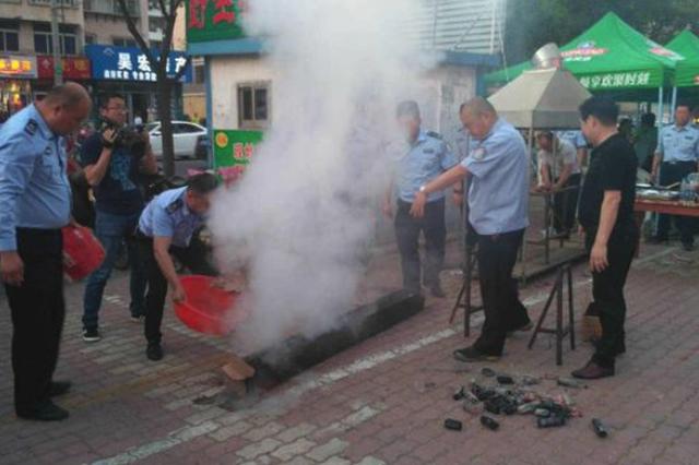 哈尔滨市4个月清理1296处露天烧烤 6起上限罚2万