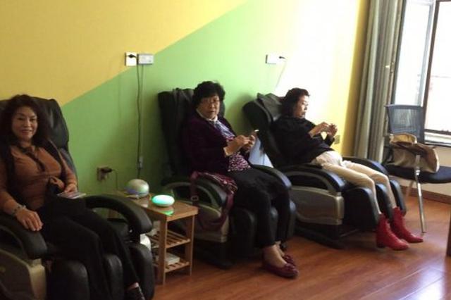文化娱乐样样赞 这样的社区照护中心哈市已建4家