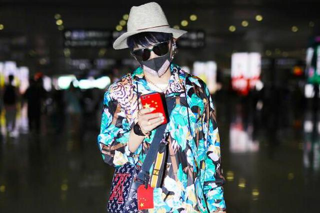 陈志朋回应造型负评:有自己想要的 俺很快乐很开心
