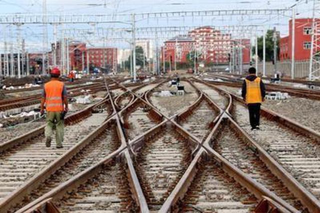 哈牡客专即将开通 牡丹江新站14个高铁检票口
