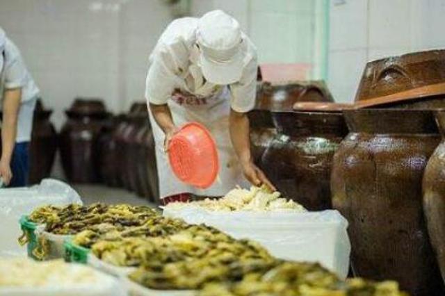 """酸菜也要有""""身份证"""" 平房三处酸菜厂无证生产被查"""