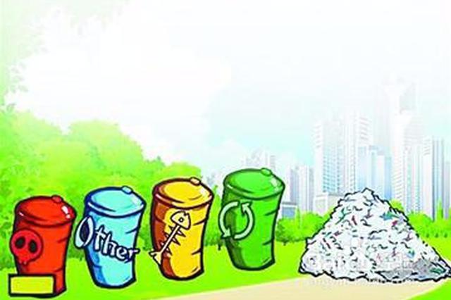 黑龙江省出台生活垃圾治理三年行动方案