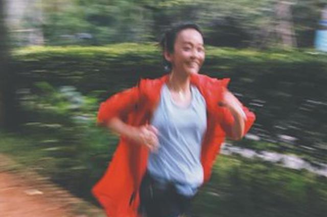 陈意涵挺5个月孕肚跑步 跑5.5公里粉丝大呼你慢点