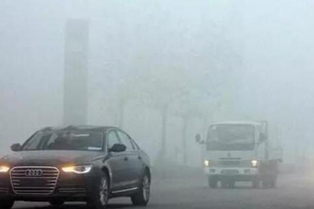 哈尔滨今天起至23日有中度至重度污染 5天后冷空气驾到
