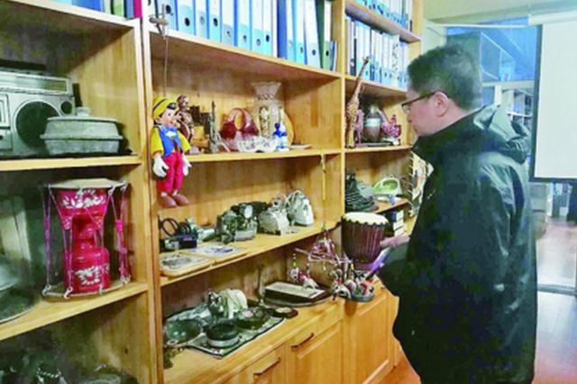 哈尔滨市道里区公共文化文创博物馆墙开放