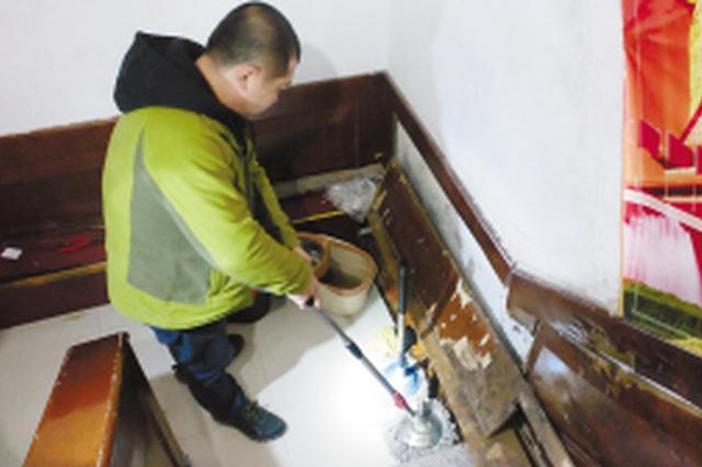 哈尔滨南岗区铁岭街20号地下室返水十多天未解决