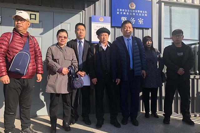 吉林金哲宏杀人疑案再审开庭 被告人儿子期待法院公正判决