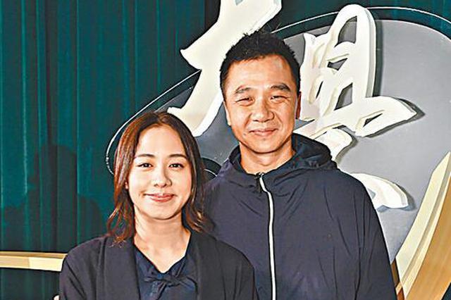 林嘉欣曾與男筆友通信8年 大贊老公袁劍偉超級好