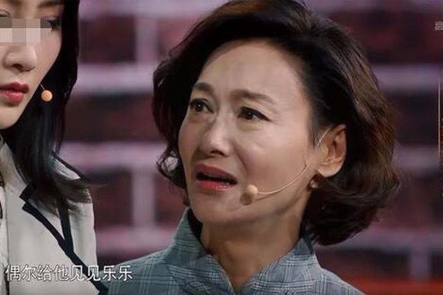 惠英紅上臺助演章子怡含淚驚嘆:她就是一個神