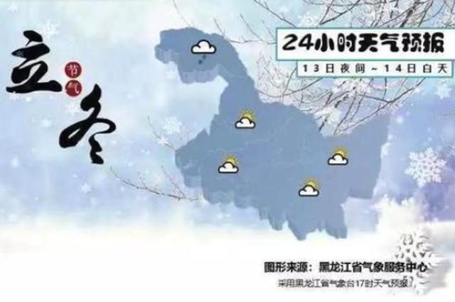冷空气来袭!雨夹雪+局地中雪!黑龙江气温下降4-8℃