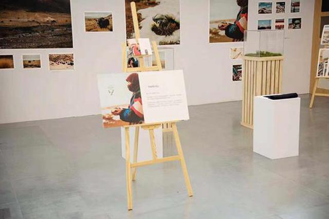 兰玉时装周举办艺术展 投身公益扶持西藏手工艺