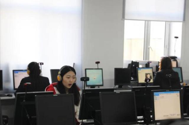"""首次""""人机对话""""龙江5024人参考全国导游资格考试"""