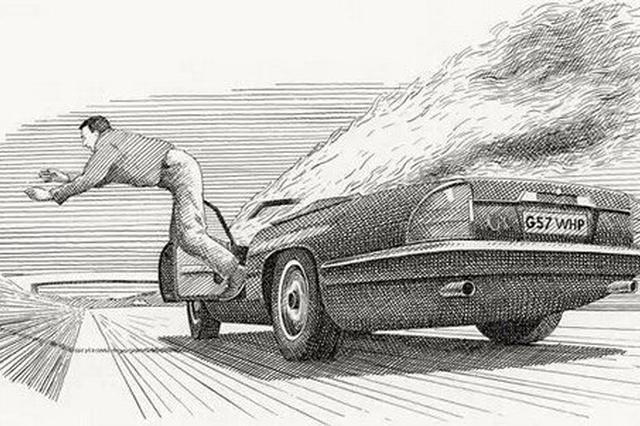 刹车失灵跳车反被车砸死 保险公司:死者为车上人员拒赔
