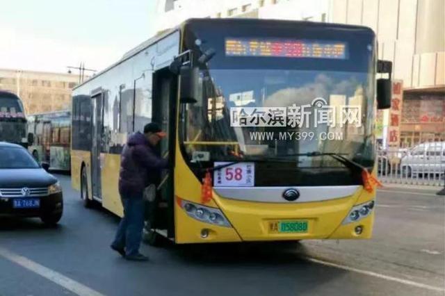 """公交58路、363路新车上线 83路单向增设""""文政街""""站"""