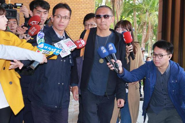 钮承泽赴台北地检署应讯:答案永远只有一个