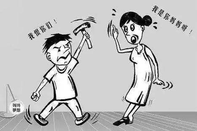 12岁弑母男孩获释 父亲:民愤太大 孩子回不去家里