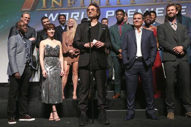 《复仇者联盟》众演员有望在奥斯卡颁奖典礼集结