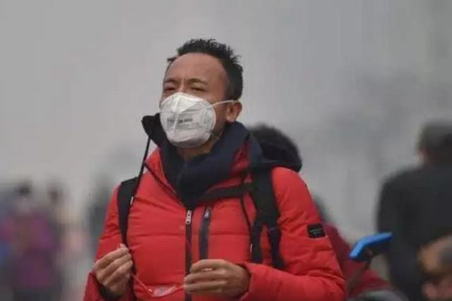 哈尔滨发布重污染橙色预警 单双号限行公交车延时