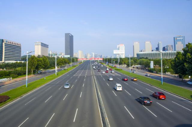 齐齐哈尔市政道路全变样城?#26032;?#32593;更顺畅