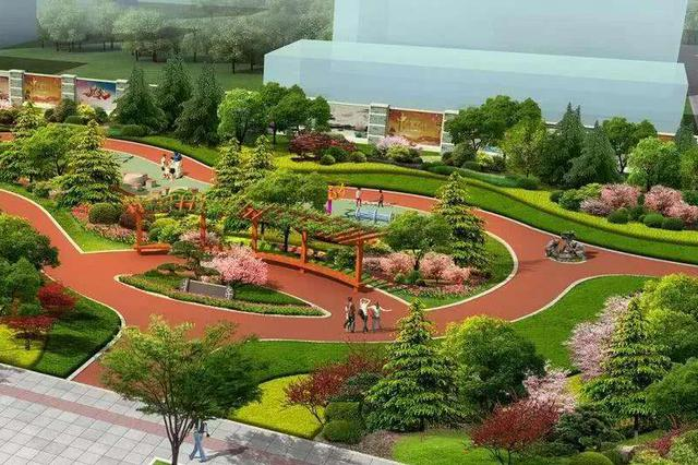 哈尔滨道外区将建6处游园 为市民提供休闲娱乐场所