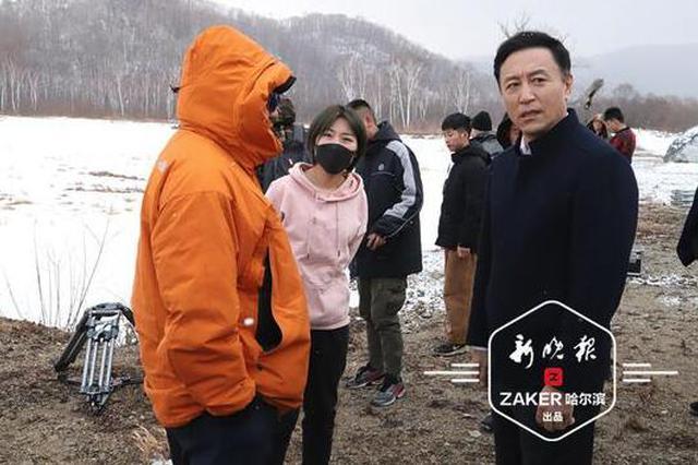 胡歌的老师王洛勇来龙江拍戏 《国家情怀》在桦南取景