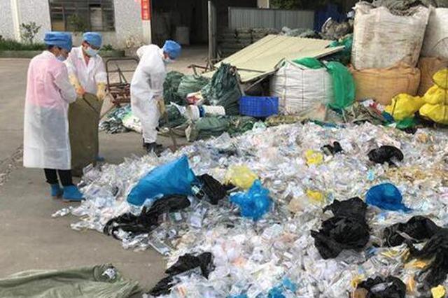 黑龙江省将开展医疗废物专项执法检查 举报电话12369