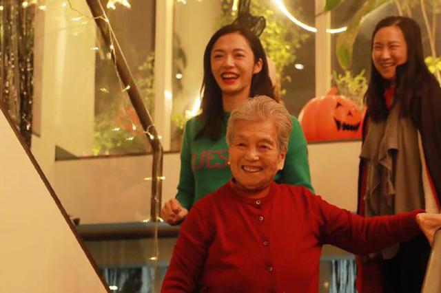 奶奶去世姚晨发文悼念:终有一日我们还会重逢