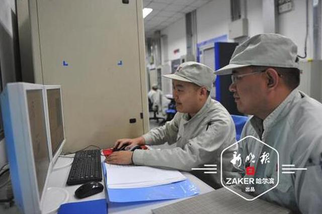 哈尔滨生产首台DHT混动变速器总成下线 行业领先