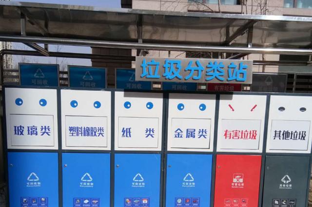 扔垃圾是个技术活儿!哈尔滨有一半的人不会