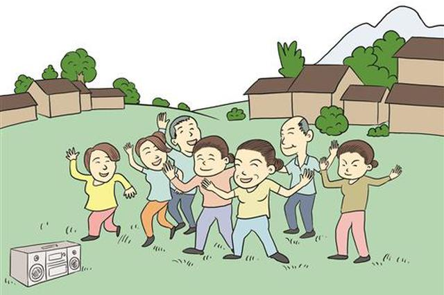 """中青报:""""无声广场舞""""让人看到文明的柔韧性"""