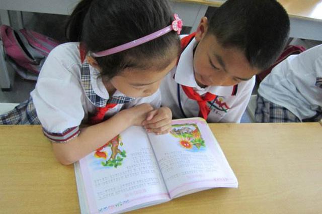 8岁孩子一年读书1123册 比阅读数量不如比收获
