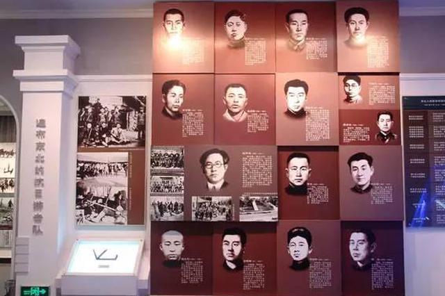 东北烈士纪念馆入围全国十大陈列展览精品终评