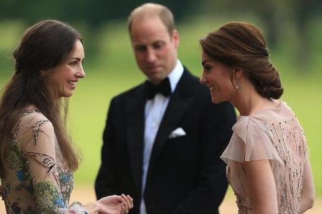 威廉王子出轨再添锤?英媒曝料凯特已和闺蜜闹掰