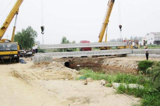 黑龙江省集中力量和资金推进农村公路危桥改造