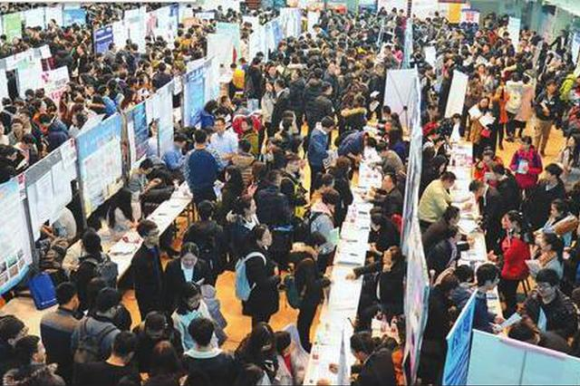 哈尔滨就业形势持续向好 2019年前4月新增就业2.79万人